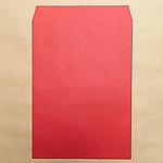 角2封筒/Kカラー85 レッド
