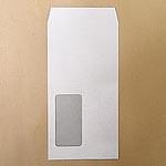 長3窓付封筒/透けないECカラー80