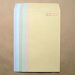 長3封筒/透けないECカラー80
