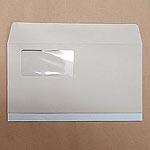 洋0(洋長3)窓付封筒/ECカラー100