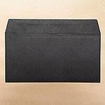 洋0(洋長3)封筒/Kカラー85 ブラック
