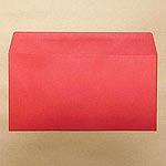 洋0(洋長3)封筒/Kカラー85 レッド
